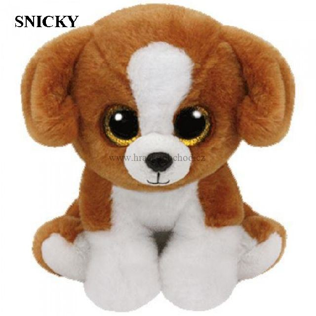 Beanie Babies TY - pes SNICKY 15 cm
