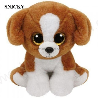 Beanie Babies TY - pes SNICKY