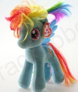 My little pony Lic RAINBOW DASH 18 cm